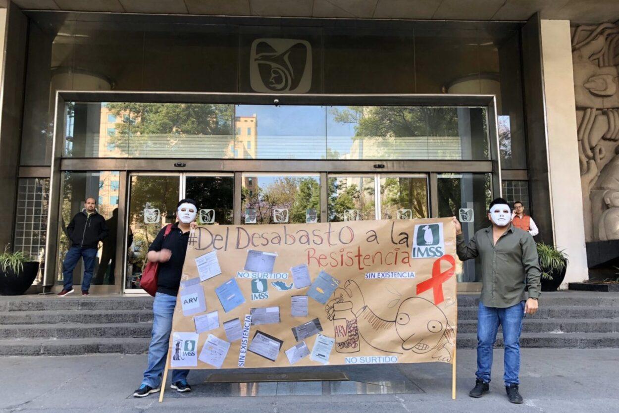 Actualización de la situación de medicamentos retrovirales para pacientes con VIH/ Foto: Twitter @AntonioBertra
