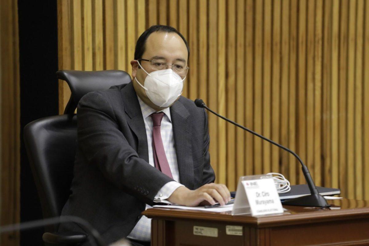 Morena impulsará juicio político contra los consejeros del INE Lorenzo Córdova y Ciro Murayama