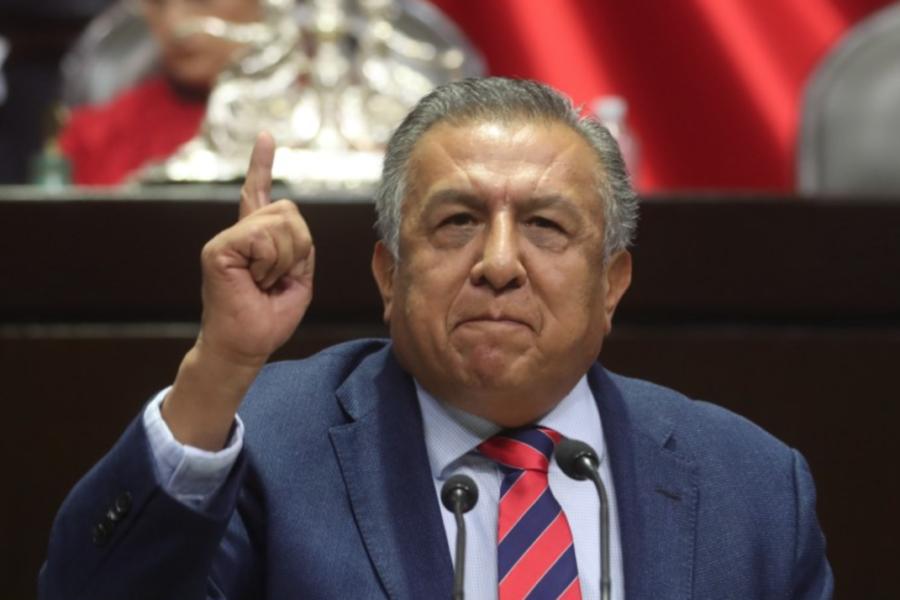Saúl Huerta, diputado de Morena es acusado de abuso sexual a un menor de 15 años / Foto: Cuartoscuro