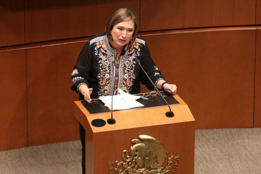 Senadora Xóchitl Gálvez