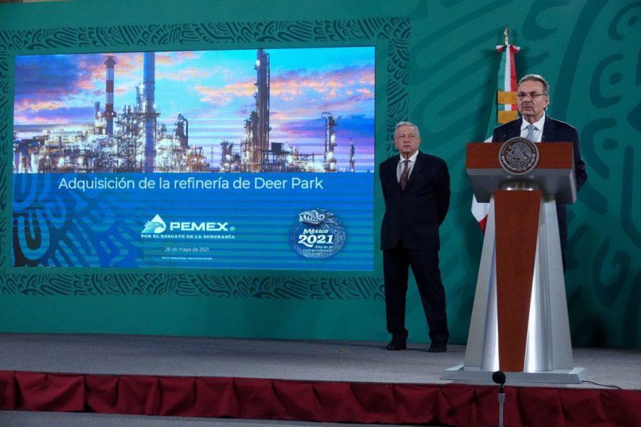 Los 'pros' y 'contras' de la compra de la refinería Deer Park, en Houston, Texas