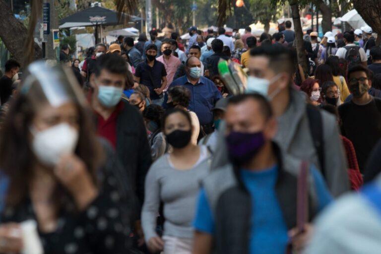 Ciudad de México transita a semáforo epidemiológico color amarillo