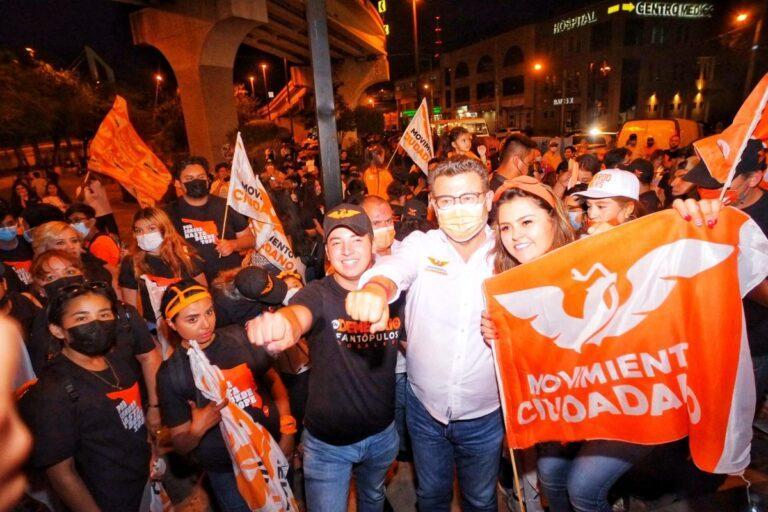 Ricardo Bours exabanderado de Movimiento Ciudadano por Sonora