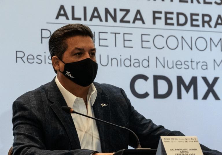 Desafuero a Cabeza de Vaca y desaparición de poderes en Tamaulipas