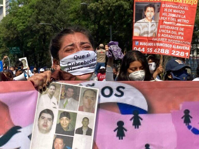 Madres de desaparecidos