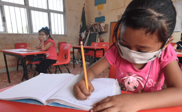 La inequidad en el regreso a clases presenciales: Mexicanos Primero