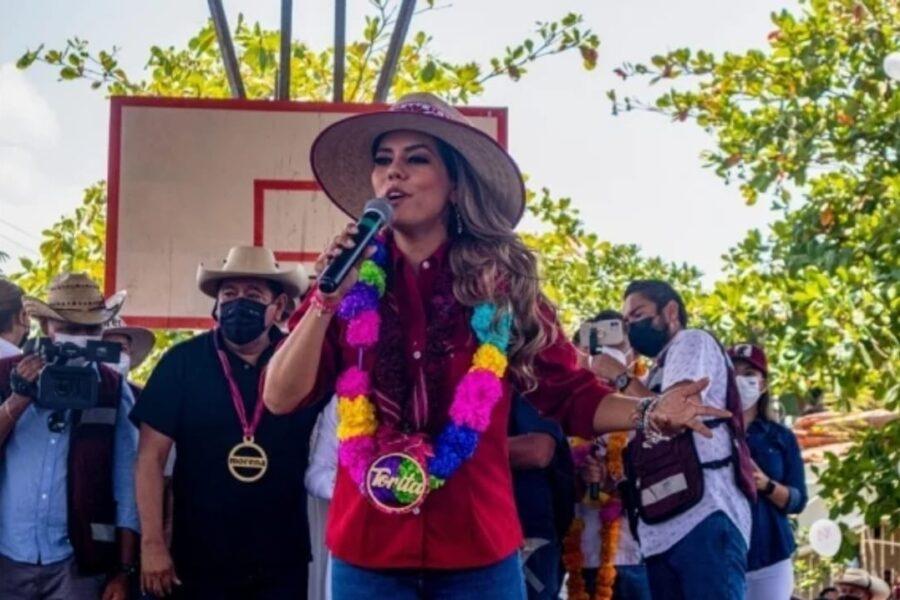 Evelyn Salgado Macedonio/ Foto: Quinta Fuerza