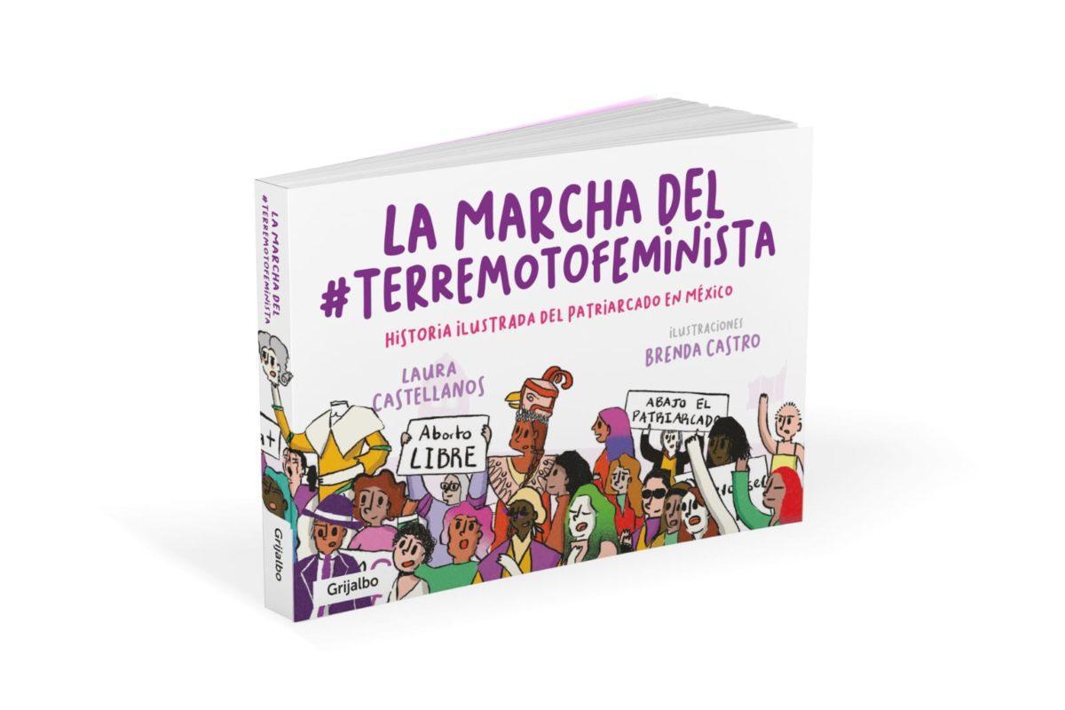 La marcha del # TerremotoFeminista