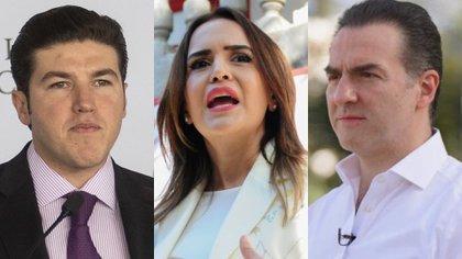 Candidatos a Nuevo León/ Fuente: Infobae