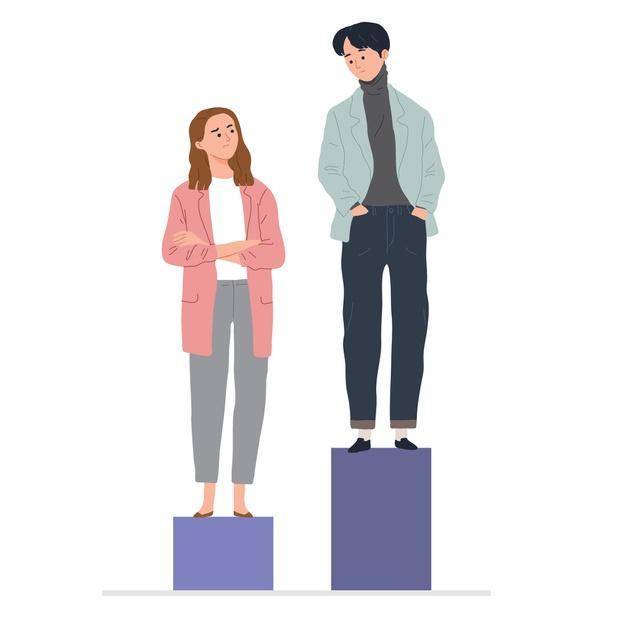 Desigualdad de género/ Fuente: Pixabay