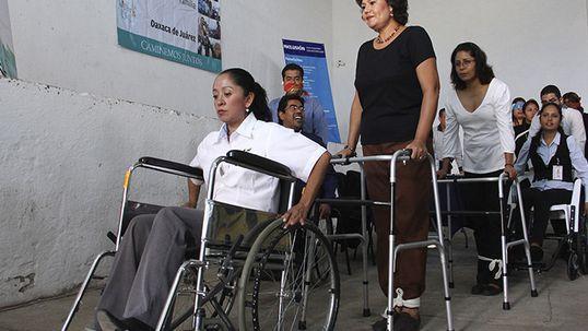 Fundación pide implementar políticas públicas para respetar derechos humanos de personas con discapacidad