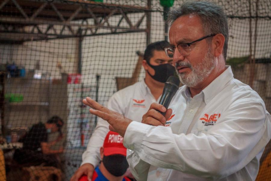 Abel Murrieta/ Foto: MVS Noticias