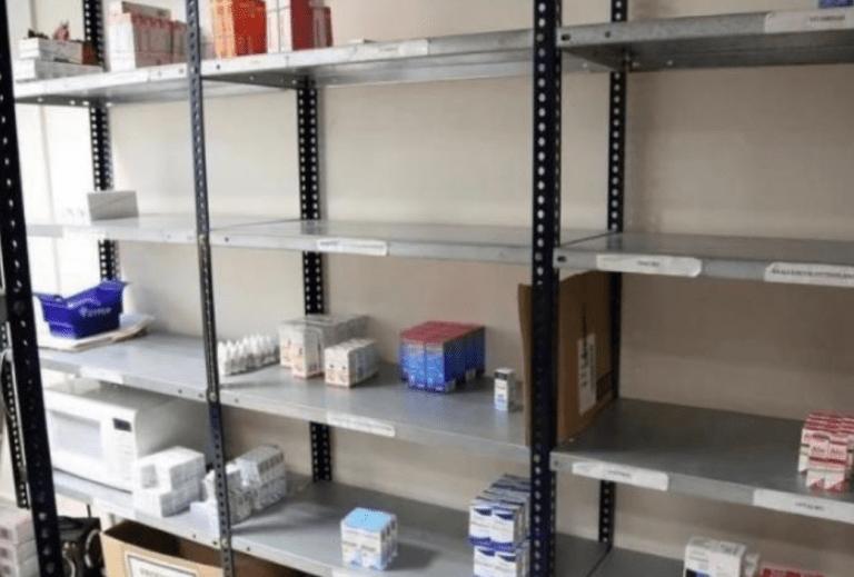 Autoridades incumplen compromiso de entregar medicamentos el fin de semana