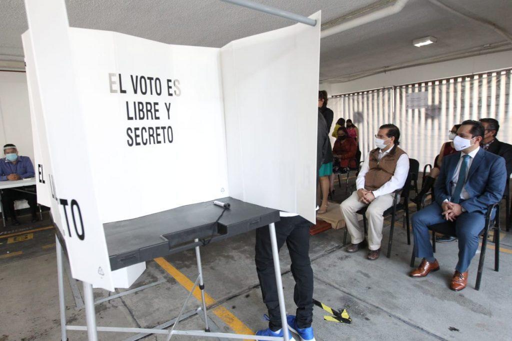 DPC: Resultado de las elecciones en México 2021