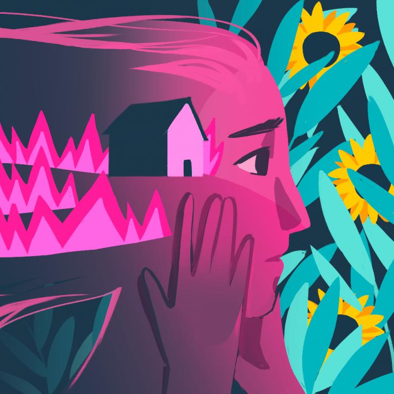 """""""Techo seguro"""", una salida para mujeres víctimas de violencia"""