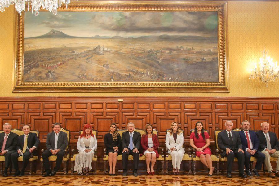 DPC: el encuentro del presidente con los nuevos y nuevas gobernadores de Morena