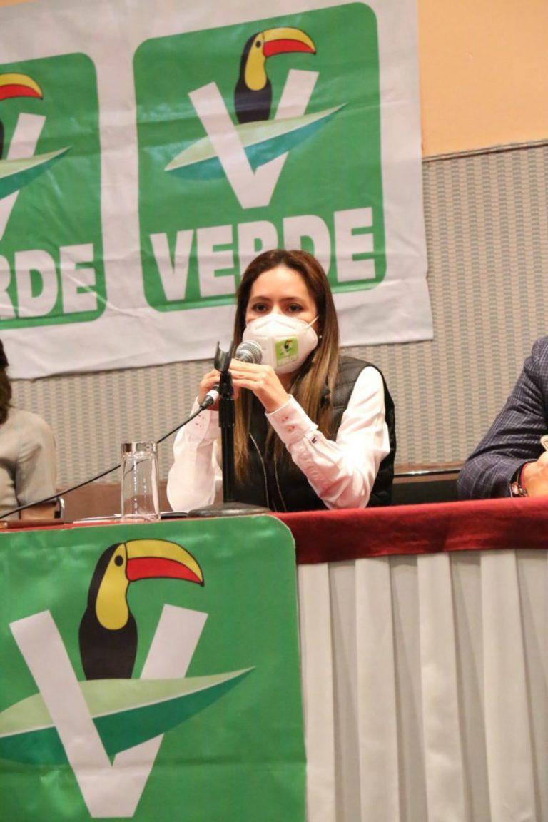 Los resultados de la elección para el Partido Verde y la presunta campaña con influencers