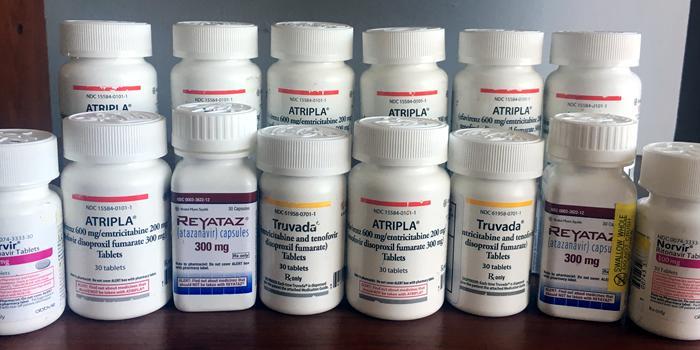 El desabasto de medicamentos para atender a pacientes con VIH